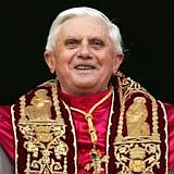 Papst Benedikt XVI alias Joseph Ratzinger