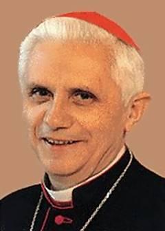 Dieser Fundamentalist heißt <b>Joseph Ratzinger</b>. Er war Kardinal im Vatikan und <b>...</b> - ratz2