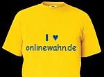 Das Onlinewahn T-Shirt